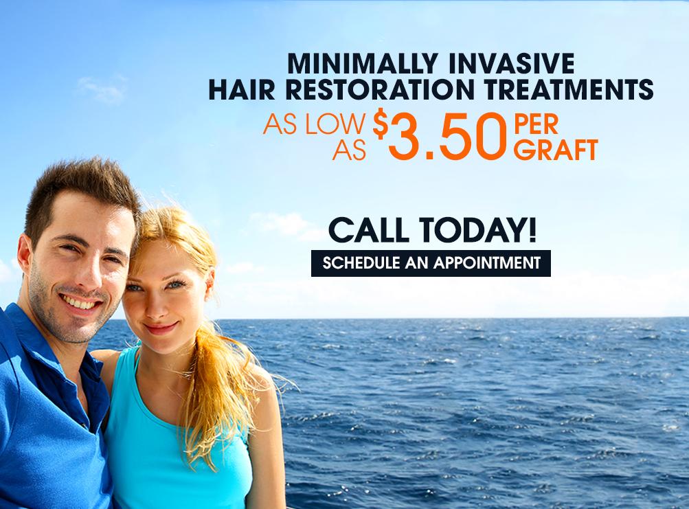 Minimally Invasive Hair Restoration Treatments
