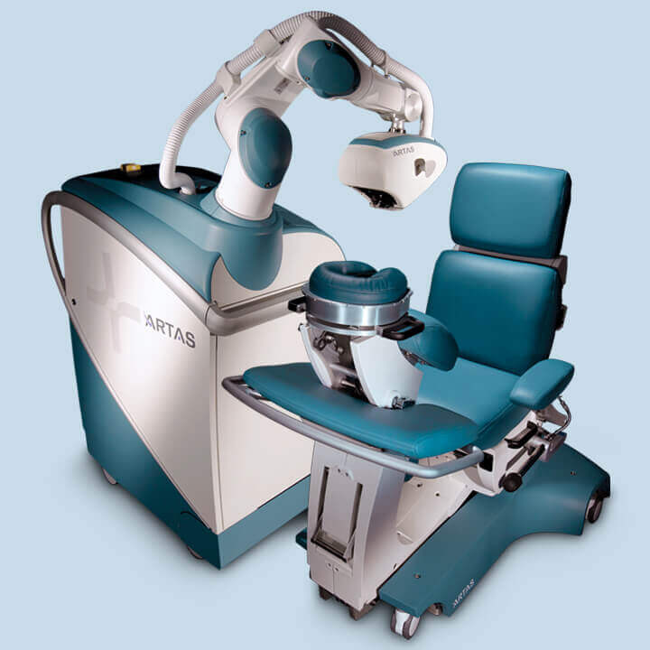 Artas Hair Transplant Machine